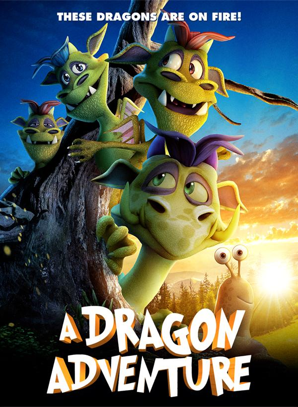 Приключение дракона  (2019)